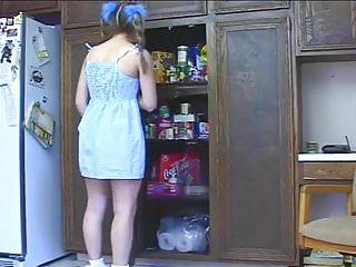 Xxx teen midgets - The babysitter scene1
