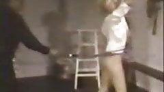 BDSM Vintage Belt Spank