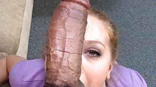 Big Titted Sierra Skye Fucks Black Cock
