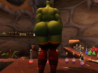 Celebrian orc king erotica rivendell - Orc shaking it