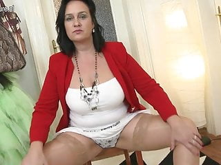 Vagina in sexy - Sexy mother with hungry vagina