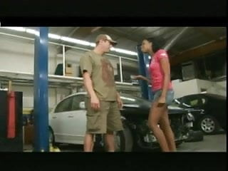 Fuck fun guy hot prefer white Garage fun - ebony chick fuck a white guy