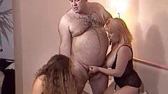 Raffaela Anderson and Fat Old Man