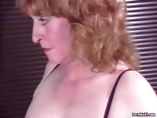 Screwed moms threesome Granny gets screwed hard in the ass
