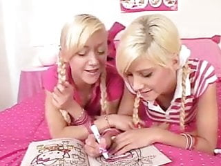 Breast cancer tumor marker Blonde teens and magic markers