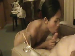 Kayce cummings escort - Thai girl blows and drinks cum from straw