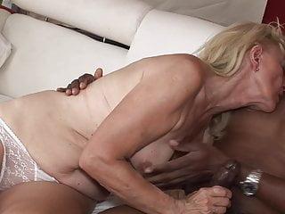 Granny wants black cock - Granny wants the black cock