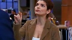 Laura San Giacoma cleavage