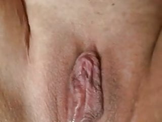 Cum edging - After a long edging, she cum in 7 seconds