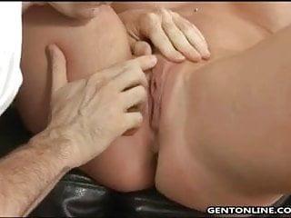 Deep cock video Hot blonde milf juliana deep cock fucked