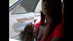 Jocelyn Robinson Orange & Black Toes