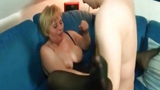 My Sexy Piercings Mature granny pierced nips and pussy