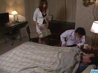 Araki sex videos Araki hitomi busty milf craves for a hard fuck
