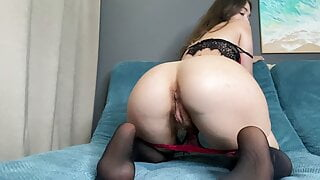 Worship and jerk off for hairy gir