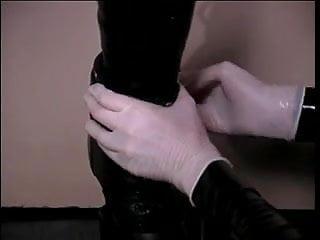 Bdsm latex sex slaves pony play Mistress pony training dungeon