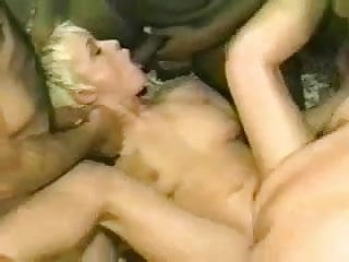 Six gay bar Woman takes six creampies with no cleanup 5