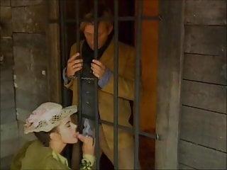 Vintage cardboard western die cut playsets Geile western braut wird gefickt vom cowboy