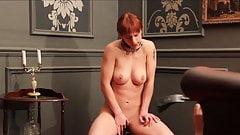 ordered to masturbate