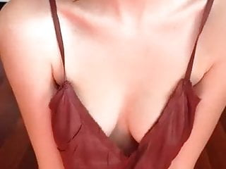 Cut off her left breast Hot redhead showing off her amazing breasts