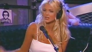 Donald Trump tries to kiss and hit on Victoria Silvstedt