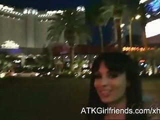 Vintage gas pumps las vegas Virtual pov date with anissa kate in las vegas w creampie