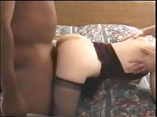 Creamed pussy pix - Cuckold, hubby licks wifes creamed pussy