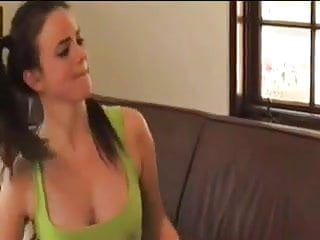 Teen sisters fingering - Step sister lost the bet