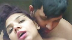 Indian Couple Honeymoon on Camera