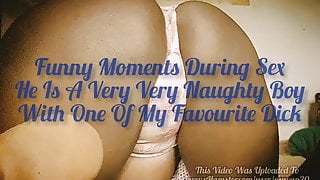 Funny Moments - During Sex In Bed - Sri Lankan