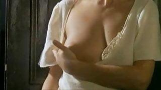 Laura Gemser, Monica Zanchi - Voyeur scene