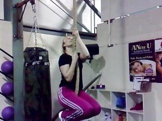 Nude rope climbing pics - Rope climbing 1