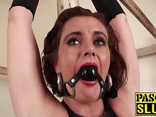 Lizzy senoir fucking beauty Submissive lizzy lovers gets dominated and fucked by pascal