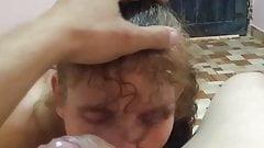 Muda mamando