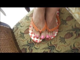 Video post com thumb Com on post toe sandals