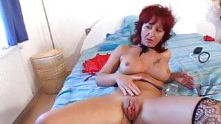 Granny vs Huge Cock!!! VOL 03