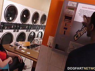 Ocean city gay - Aletta ocean does anal in the laundromat