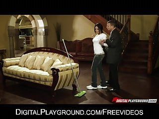 Underground xxx hardcore search engine - Fit latina maid gets stripped searched and fucked on the job