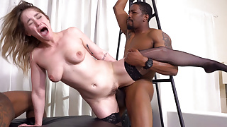 Kenzie Madison Gets Destroyed By BBC In Front Of Her Husband