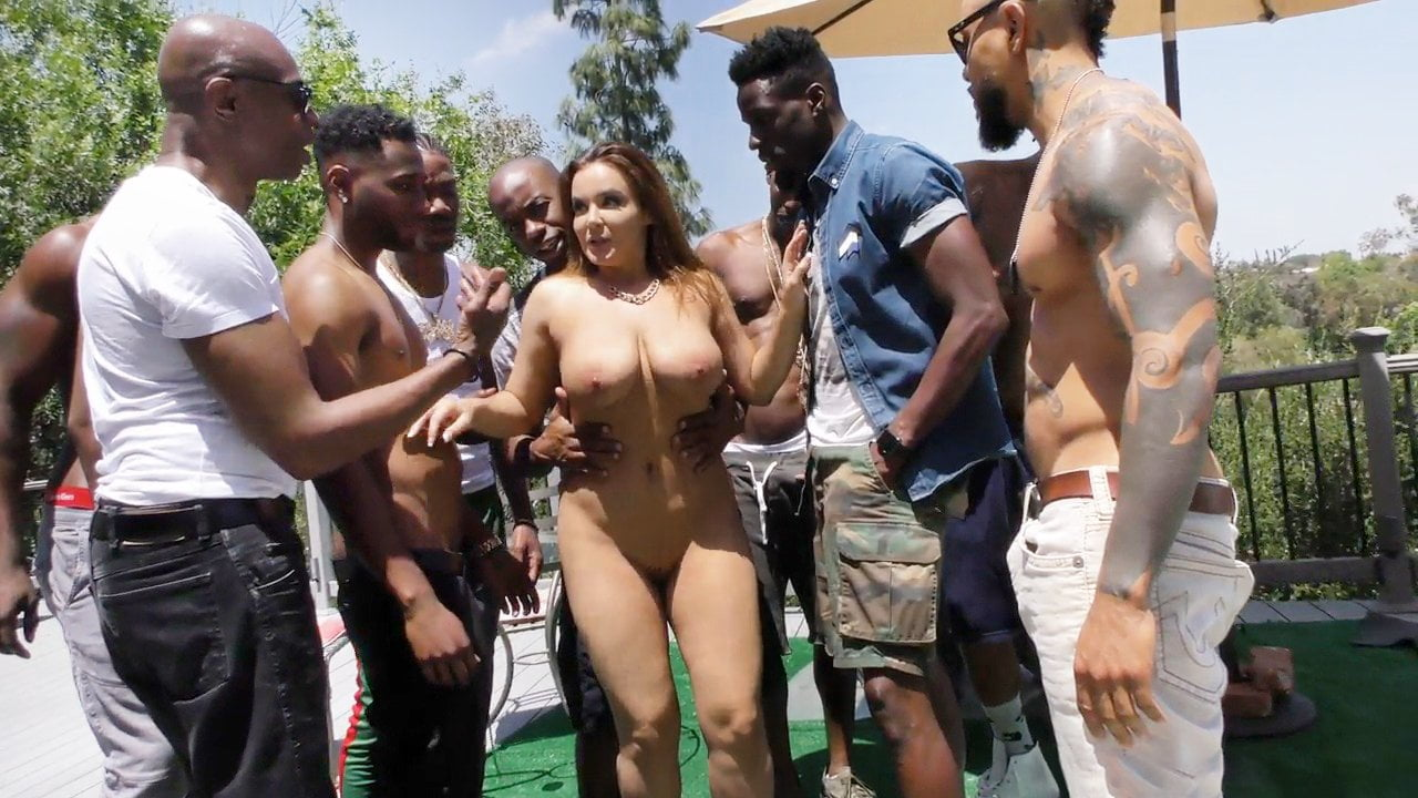 Actriz Porno Natasha Nice natasha nice interracial gangbang sex