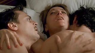 Valeria Bruni Tedeschi Threesome Sex In Time To Leave