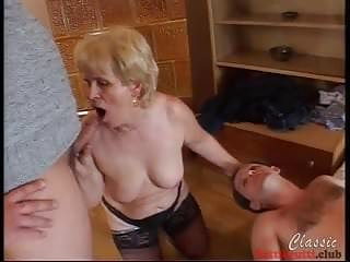 Granny porn sex straight hampster Slut euro matures perverse home porn party