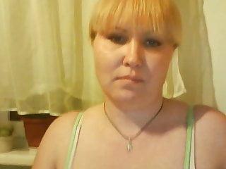 Video fucked skype Hot russian mature mom tamara play on skype
