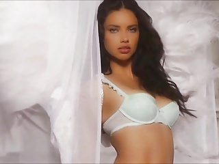 Andrina lima boobs Adriana lima vs jessica alba - gimme,gimme more