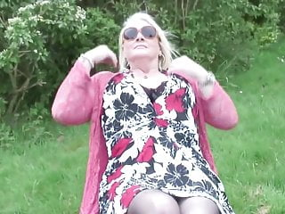Milf starved Real mature mom with starving old vagina