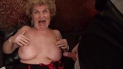 HAPPY NEW YEAR!!! Grandma Effie's New Year Orgy