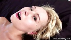 Natural Babe Gets Ass Fucked