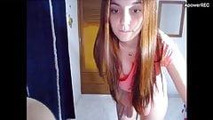 Cute colombian girl Carla's cam