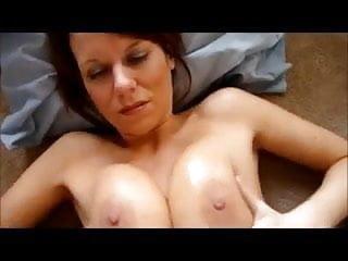 Mature tits boobs breasts Big mature milf natural tits boobs cumshot