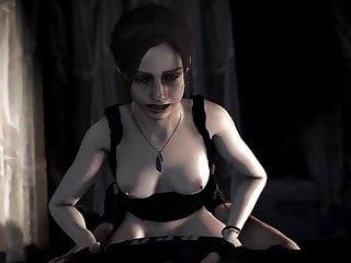 Porn hentai cartoons Resident evil sex cartoon porn hentai