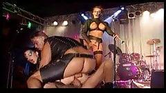 Pornoluver,s rock&roll 4way fuckfest!